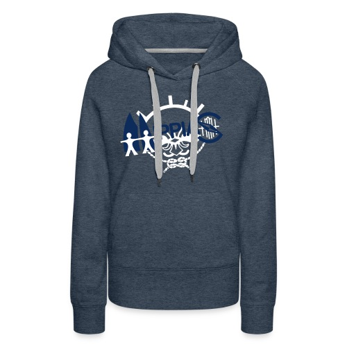 hippias logo - Vrouwen Premium hoodie
