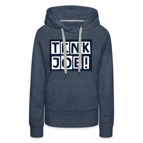 Tenkjoe - Sweat-shirt à capuche Premium pour femmes