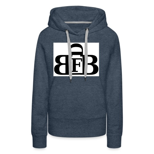 dfbb - Sweat-shirt à capuche Premium pour femmes