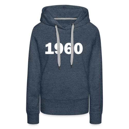 1960 - Women's Premium Hoodie