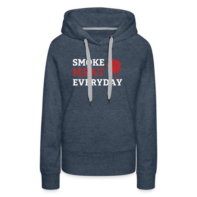 smoke meat everyday shirt