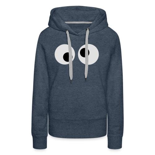 Koekiemonster - Vrouwen Premium hoodie