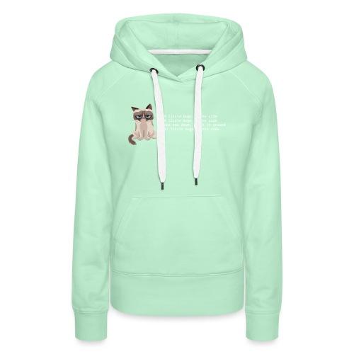99bugs - white - Vrouwen Premium hoodie