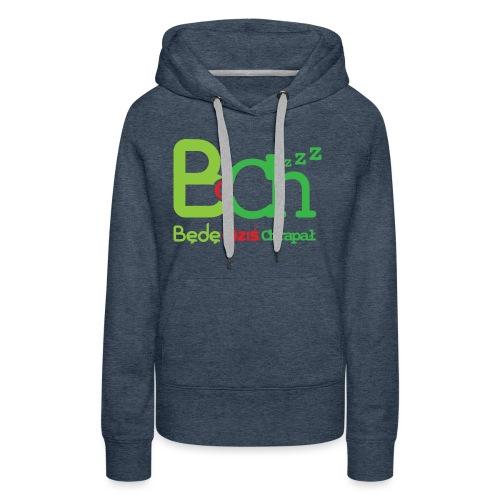 BDCh - Bluza damska Premium z kapturem