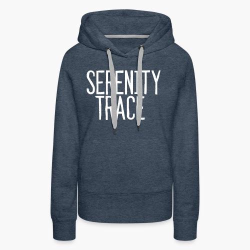 Serenity Trace LOGO W - Premium hettegenser for kvinner