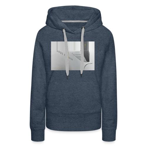 DSCabalahh 017 modifié 1 jpg - Sweat-shirt à capuche Premium pour femmes