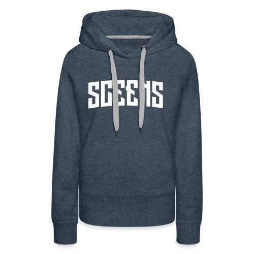 Sceens Baseball Cap - Vrouwen Premium hoodie