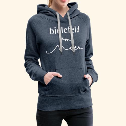 bielefeld am meer - Frauen Premium Hoodie
