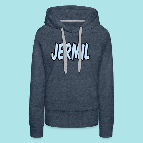 jermil logo - Vrouwen Premium hoodie