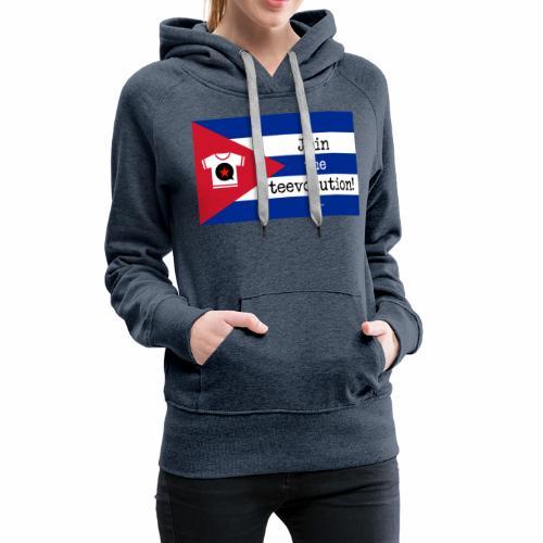 Tee Guevara - Vrouwen Premium hoodie