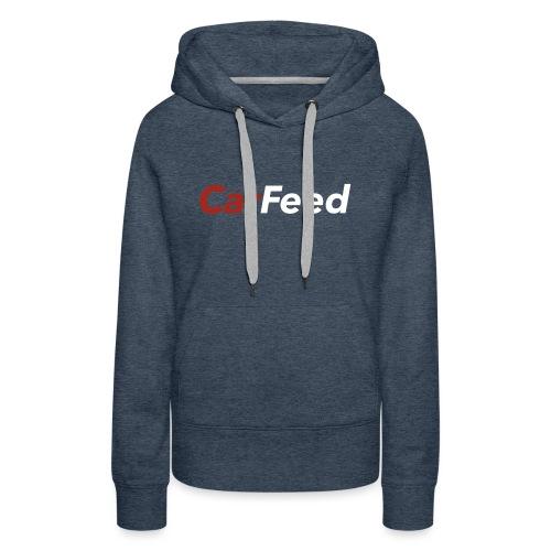 CarFeed - Women's Premium Hoodie