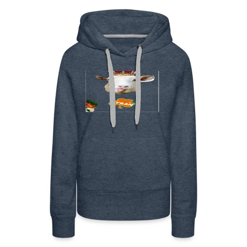 Wide Ass Merch - Women's Premium Hoodie