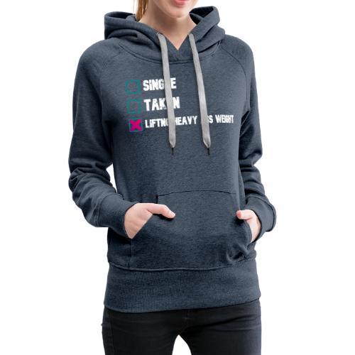 Besatzungsstatus - Frauen Premium Hoodie