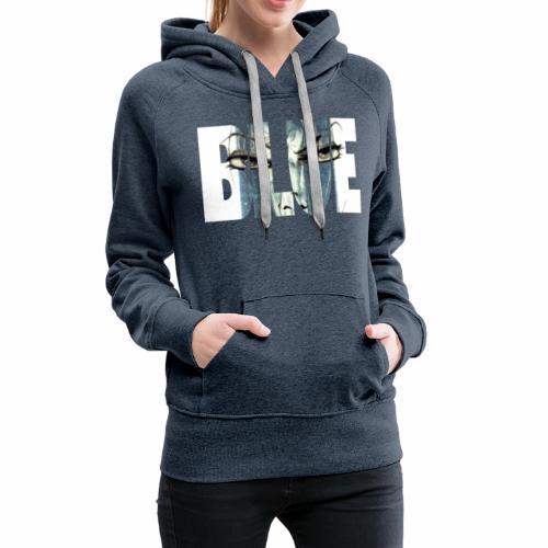 BLUE001 - Frauen Premium Hoodie