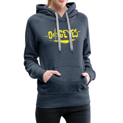 Dogeyes Logo - Women's Premium Hoodie