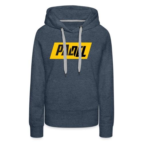 Padel - Felpa con cappuccio premium da donna