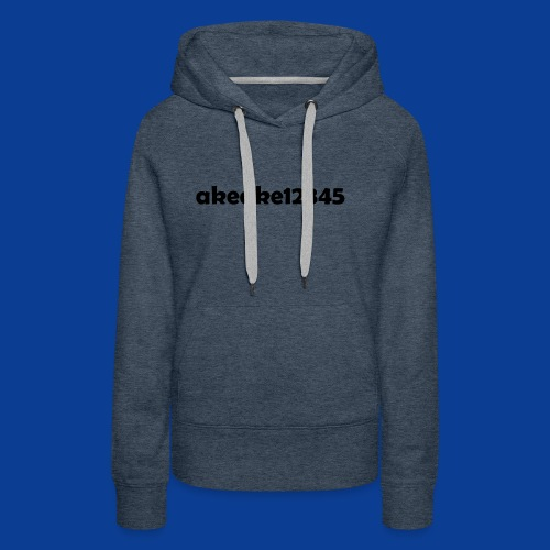 Shirts and stuff - Women's Premium Hoodie
