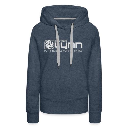 PLK logo plain - Women's Premium Hoodie