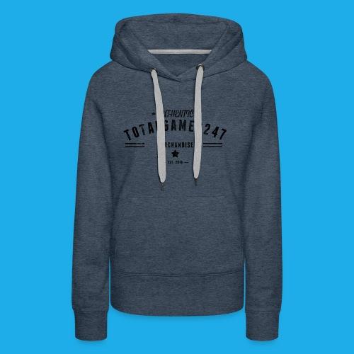 TotalGamer247 Merchandise - Women's Premium Hoodie