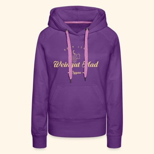 Golden Times - Frauen Premium Hoodie