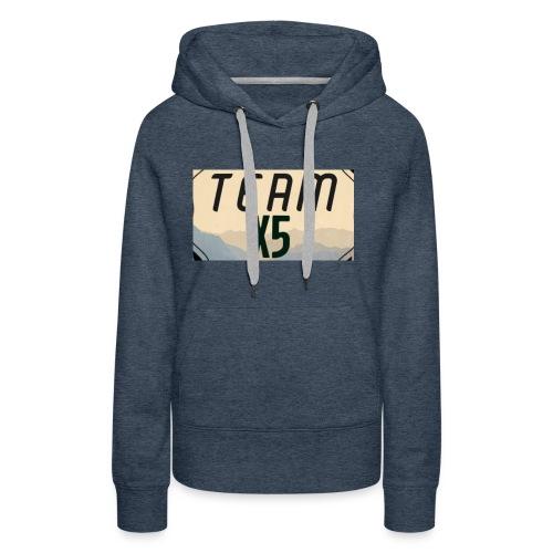 7BB71DB1 43D4 4F7A A954 605057A72CA5 - Women's Premium Hoodie