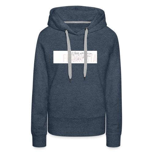 FEMINISTAarmy - Sweat-shirt à capuche Premium pour femmes