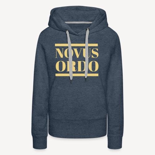NOVUS ORDO - Women's Premium Hoodie