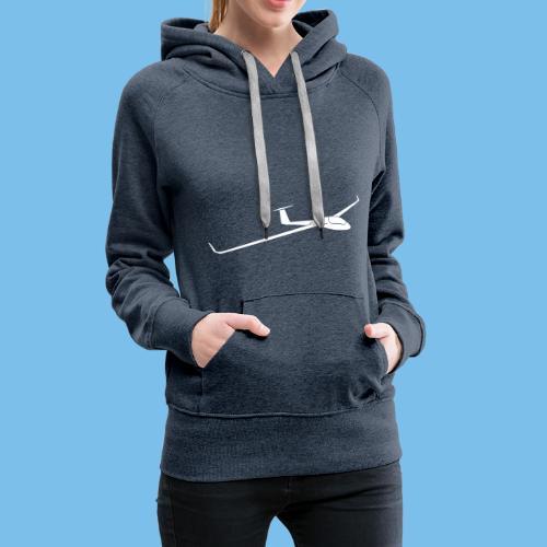 Ls neo Segelflugzeug Segelflieger Geschenk gleiten - Frauen Premium Hoodie