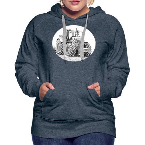 Ackergigant - Frauen Premium Hoodie