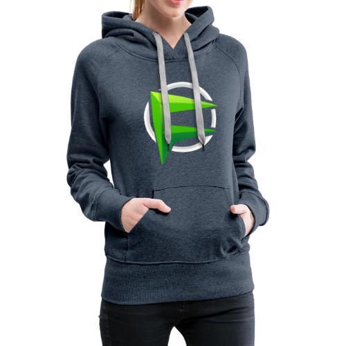 fylo 6 logo - Women's Premium Hoodie