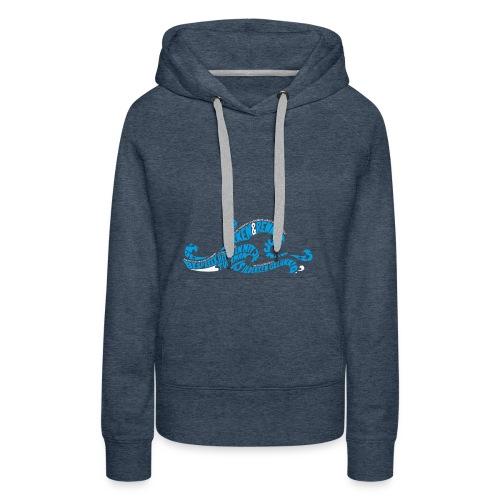 EZS T shirt 2013 Front - Vrouwen Premium hoodie