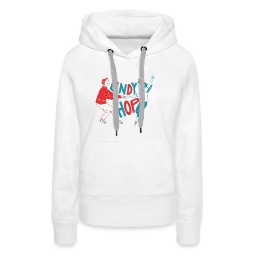 Lindy hop - Women's Premium Hoodie