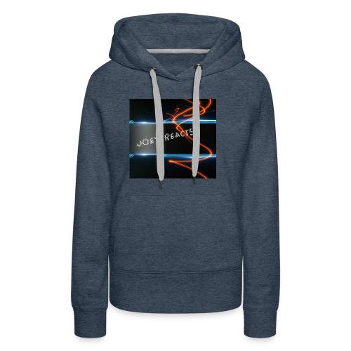 Joey Reacts Original - Vrouwen Premium hoodie