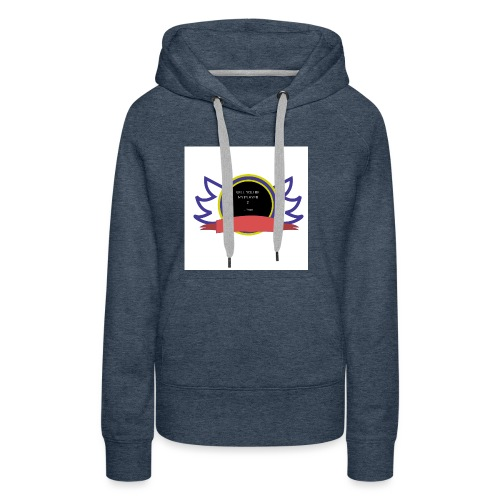 Will you be my player 2 - Women's Premium Hoodie