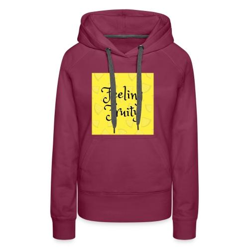FeelingFruity tops - Women's Premium Hoodie