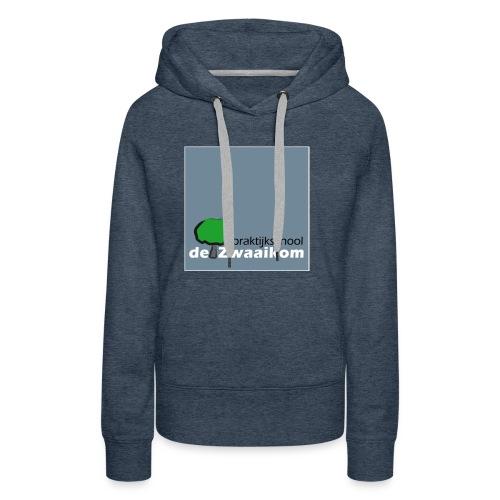 ZwaaiKomOfficieel - Vrouwen Premium hoodie