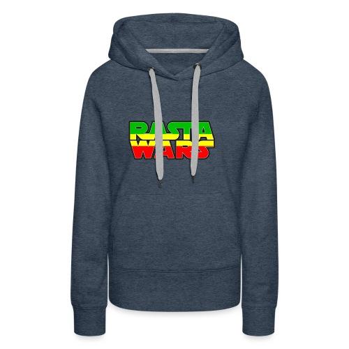 RASTA WARS KOUALIS - Sweat-shirt à capuche Premium pour femmes