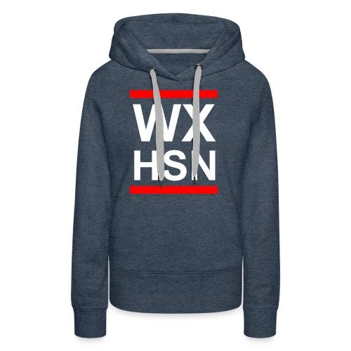 WXHSN-Wixhausen - Frauen Premium Hoodie
