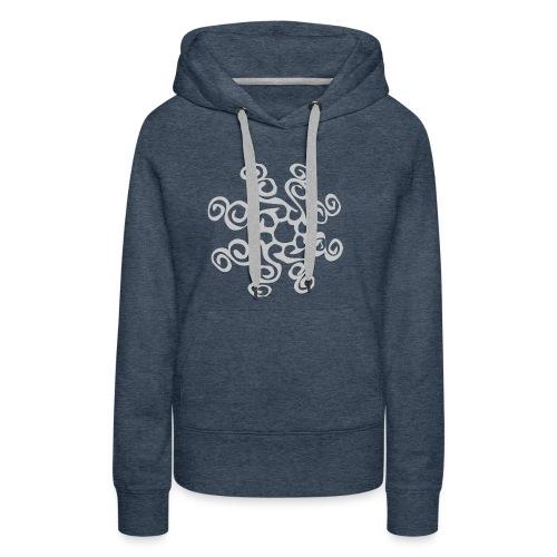 HIS icon TShirt 2020 01 - Vrouwen Premium hoodie