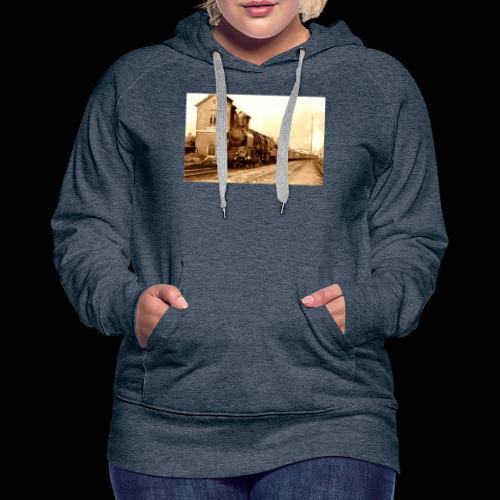 BBÖ 12.10 in Mürzzuschlag - Frauen Premium Hoodie