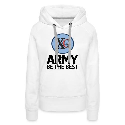 xg t shirt jpg - Women's Premium Hoodie
