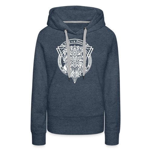 Fight 4 u Dreams - Frauen Premium Hoodie