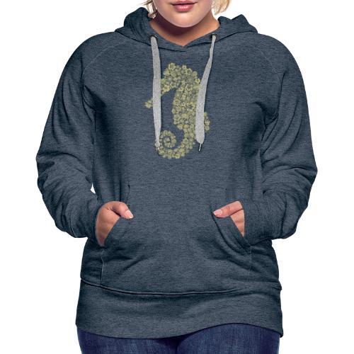 Seepferdchen Spezial - Frauen Premium Hoodie
