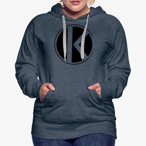 |K·CLOTHES| ORIGINAL SERIES - Sudadera con capucha premium para mujer