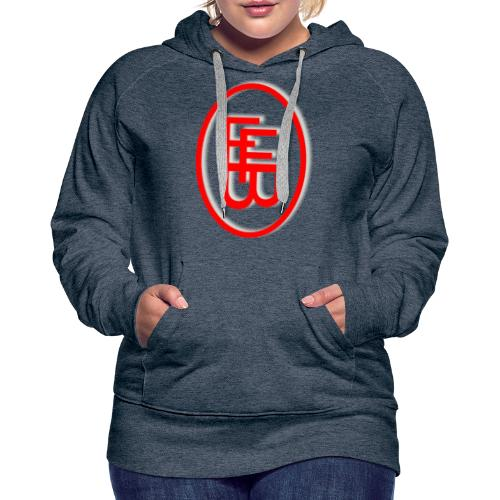 FFB Logo Standart - Frauen Premium Hoodie