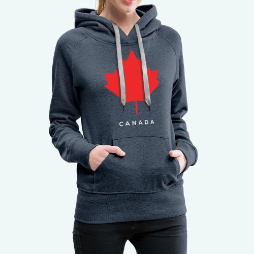 Canada-Lover - Frauen Premium Hoodie