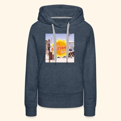 Los Angeles - Sweat-shirt à capuche Premium pour femmes