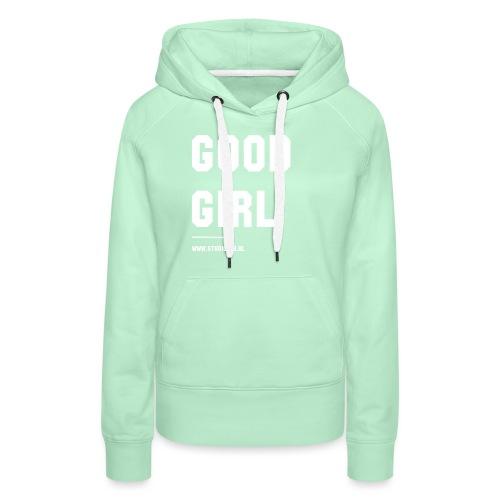 TANK TOP GOOD GIRL - Vrouwen Premium hoodie