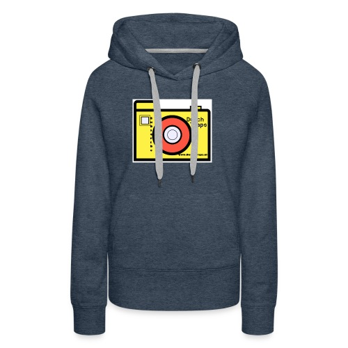T-shirt DutchTraps - Vrouwen Premium hoodie