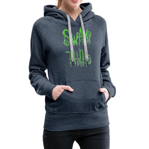 Swamp thing - Women's Premium Hoodie